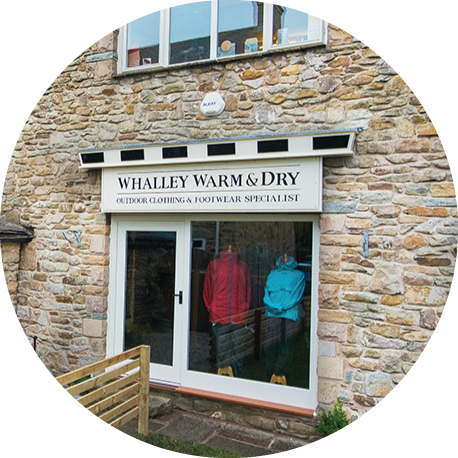 Whalley Warm & Dry